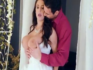 Wedding Day Slut in White