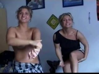 German Twins Anne Michell And Katja