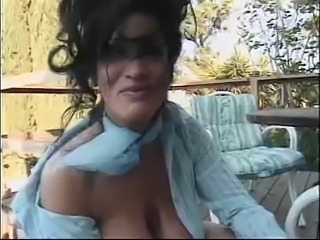 Giant Fake-Tittied MILF Penelope Pumpkins Fuck and Suck