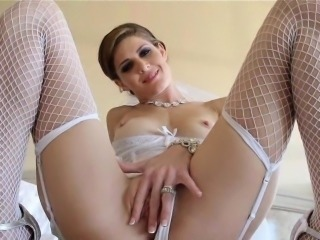 Bride to be gets some Her last Dick