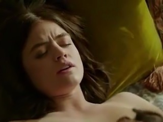 Lucy Hale Topless