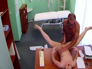 Russian patient dickriding doctor after oral