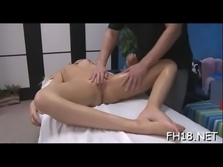 Full body carnal massage