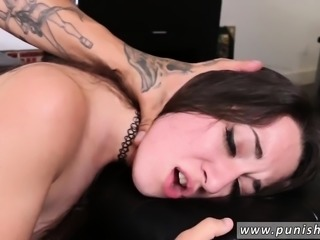 Dominant brunette first time Wanting To Be Broken
