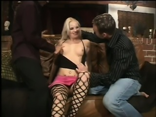 There's nothing this slut loves more than her pussy being plundered