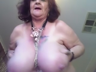 My sex-crazy wife is fooling around in front of a camera