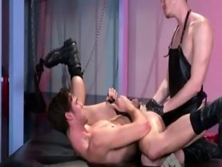 Men fisting videos gay Chronic going knuckle deep bottom Brandon Moore