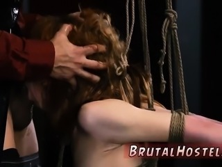 Extreme mature anal sexual submission and brutish bondage!