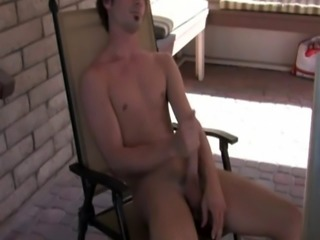 Russian man gay porn movie first time I laid the camera  down and jump