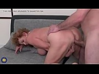 Granny Catalina suck and fuck young big dick - SlutCams.xyz