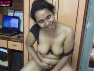Hindi desi indian girl teaching students