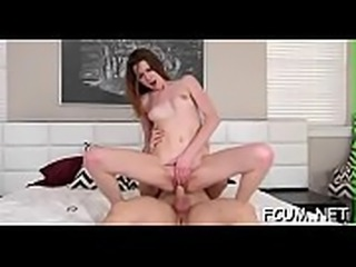 Stunning bitch is fully gratified
