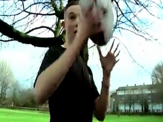 Gay sex classic movies Rugby Boy Gets Double Teamed