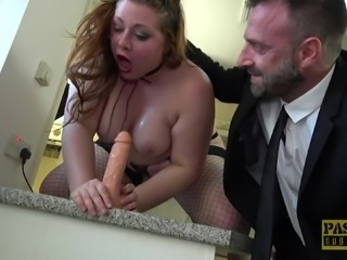 Estella Bathory is a fat slut ready for all sorts of BDSM fun