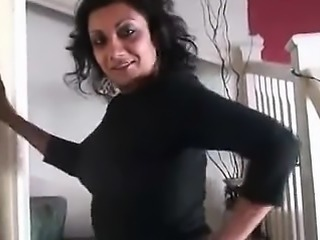 Anal Solo Pleasure Latin Milf Maria