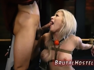 Dominant redhead first time Big-breasted ash-blonde