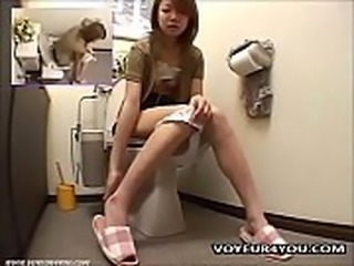 Toilet Masturbation Realy Surprise