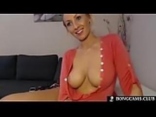 Sexy MILF - Black Thong Shows All on BongCams,Club