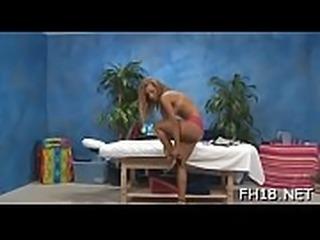 Superlatively good erotic massage