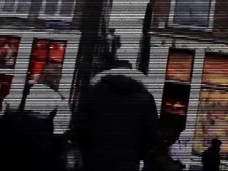 Slutty man visits amsterdam