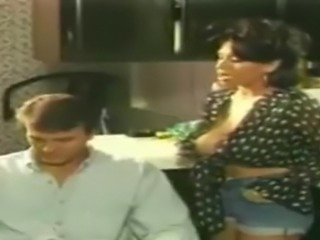 Hot anal with vintage latina milf