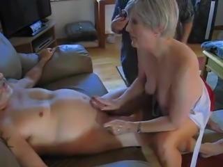 Cum on ebony tits