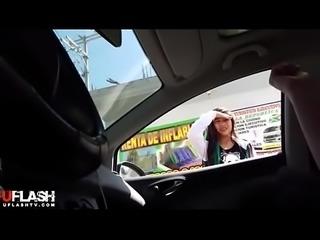 Car Flash Dick