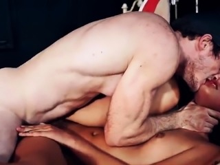 Men slave eating pussy and extreme fingering Poor lil' Latin