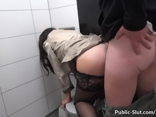 Filming myself while flashing and having sex in public