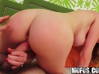 Anya Amsel - Busty Natural GF Craves Cock - I Know That Girl