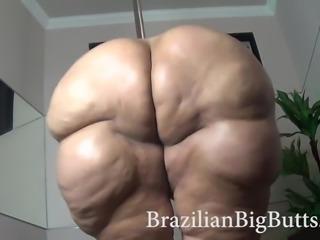 MadamButt Huge Butt Clapping
