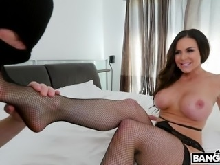 Kendra and her man like to roleplay, and it always ends up being fun. This...