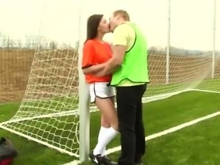 Hot teen after school and orgy party Dutch football player b