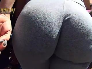 Candid Voyeur Booty Bunda Butt Rabuda Pawg Ass 71MLN-80MLN