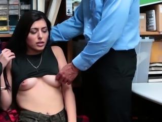 Audrey Royal bend to got fuck hard