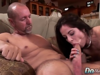Husband Watches Wife Kara Peters Fuck