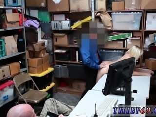 Retro blonde anal Suspect and accomplice were caught by