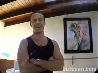 Freaky dude is gonna taste sweet vagina of his booty wench