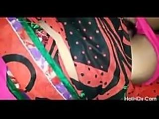 Desi girl Pari fucked in Red Saree new sex video hothdx.com