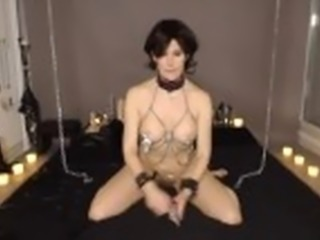 BDSM submissive raven slave Heather