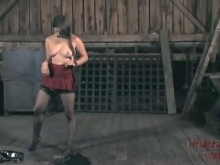 Bondage pig part three