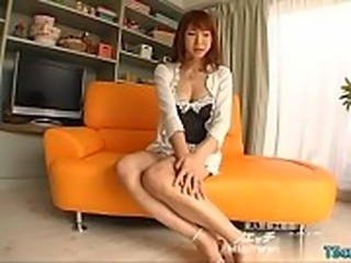 Asian shemale sex with cumshot