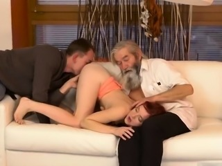 Homemade mature oral Unexpected experience with an older