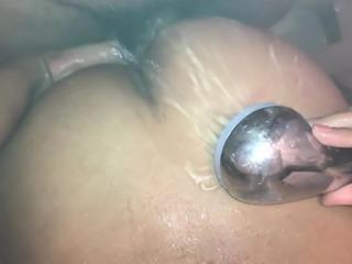 fuck My girlfriend  hairy pussy anal Arab