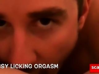 pussy licking orgasm