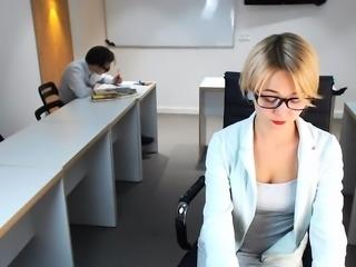 Becka Solo Webcam Masturbation