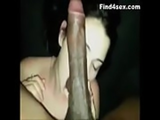 White Wife Shared with Black Cock by Hubby