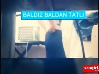 turbanli baldiza gizli cekim turkish turk