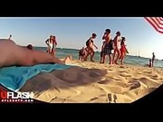 Beach Reactions Part 7