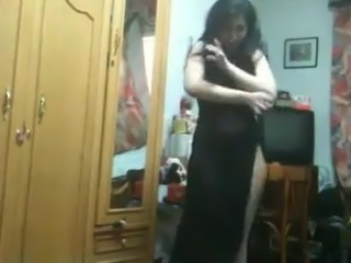 Hot Arab Girl Dancing 033
